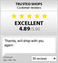 Ferrari Packaging Trusted Shops Customer Reviews