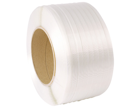 Woven Corded Polyester Strapping