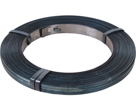 Bulk steel strapping available at Ferrari Packaging Supplies Glasgow.