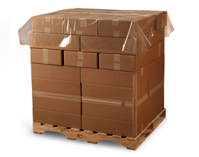 Pallet top covers and pallet protection from Ferrari Packaging
