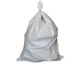 WOVEN POLYPROPYLENE SACKS 38X55 100/PACK