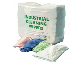 PURE TOWELLING RAGS (TERRY TOWELLING) 10KG/BALE