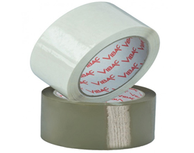 TAPE BUFF SOLVENT 48MM X 66M
