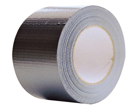 TAPE DUCT 75MM X 50M SIVLER