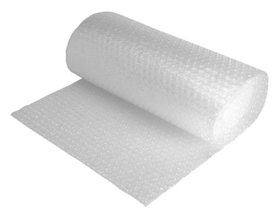 Bubble Wrap (1500mm slit 2x750mm x 50m)
