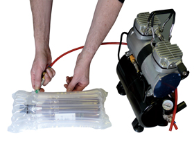 Air Compressor For AirPack Systems (3.5 Litres)