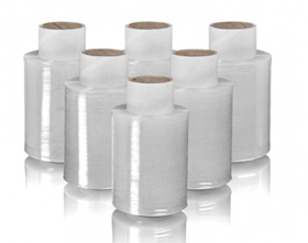 Mini Stretch Handy Wrap (125mm x 200m)