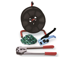 Polypropylene Starter Kit For Metal Seal Plastic Strapping
