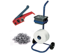 WOVEN CORDED STRAPPING KIT