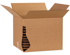 Single wall corrugated layer pads for cardboard boxes Glasgow