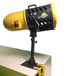 22-SMPro Dispenser with Bench Clamp