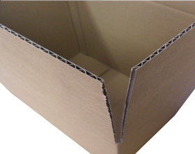 Single Wall Box (229 x 127 x 127mm)