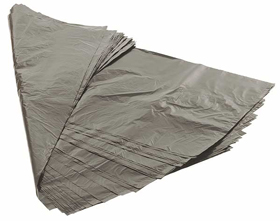 "Heavy Duty Clear Refuse Sacks (18"" x 29"" x 39"")"