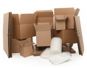 Cardboard moving kits for moving house available in bulk today.